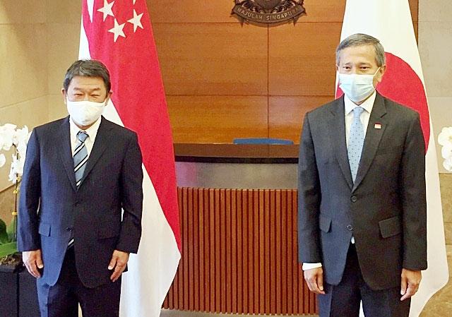 シンガポール 日本 大使 館