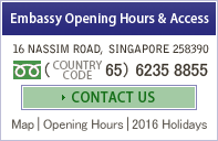 Opening Hours & Access